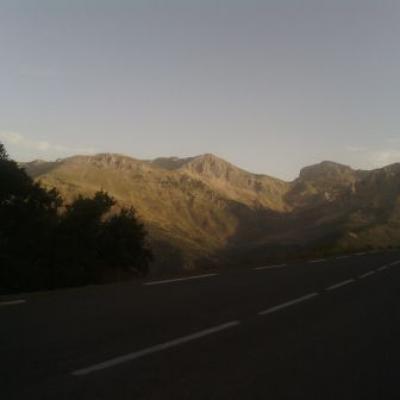 Sur la route de Tizi-Ouzou...