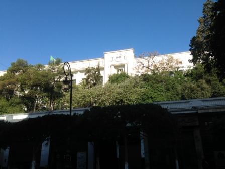 Fac centrale d'Alger