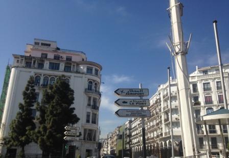 Pas loin du Square Sofia